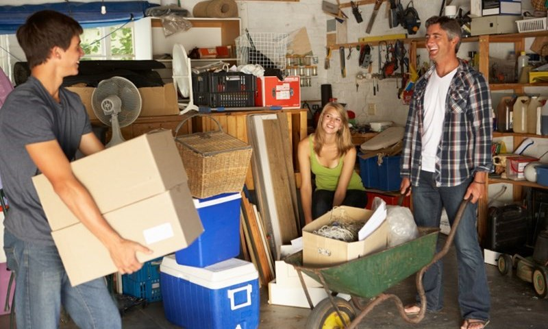 The advantages or portable self-storage solutions